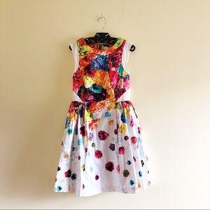 PRABAL GURUNG x TARGET Floral Crush Dress